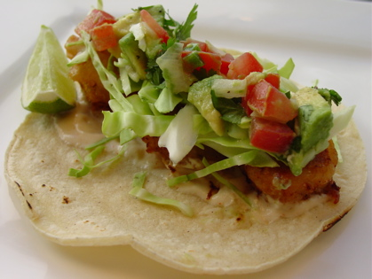fish taco healthy Perfect Fish Tacos and Breakfast Burritos