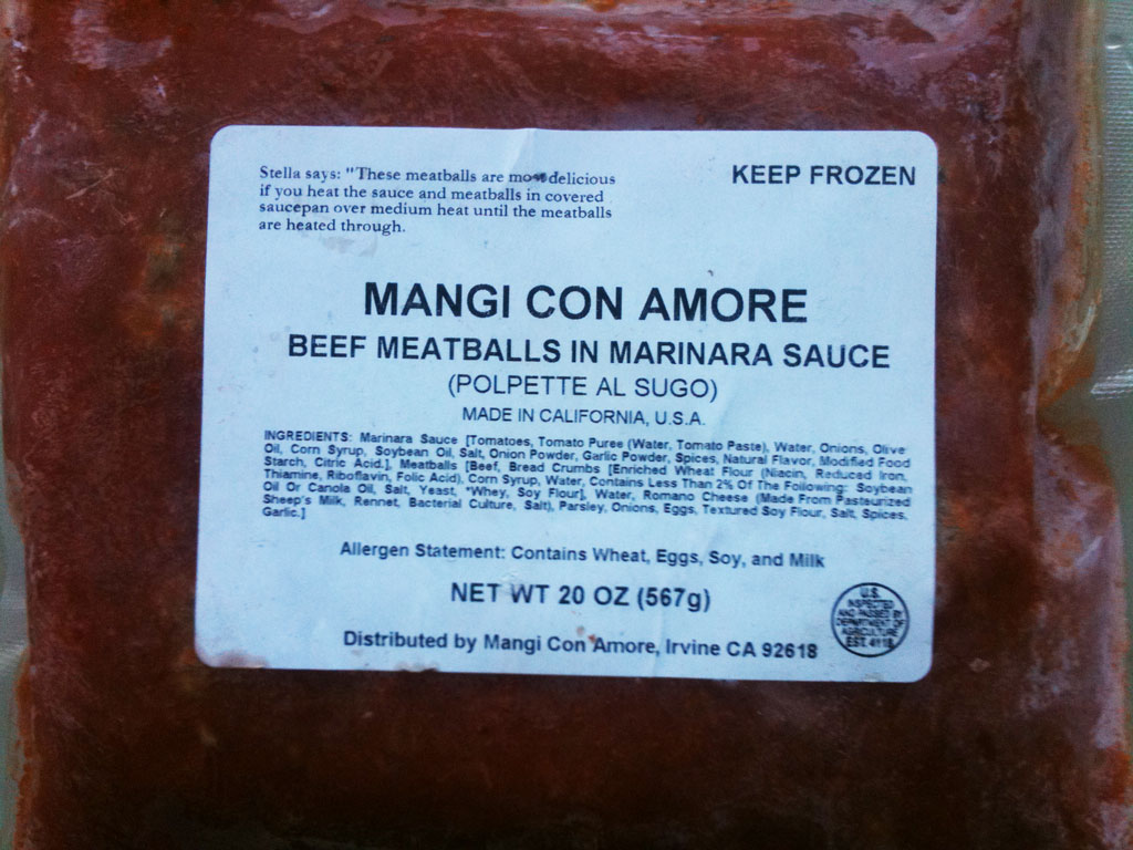 beef meatballs marinara sauce mangi con amore sandwich farmers market Im off supermarkets (and all farmers market) (13 pics)