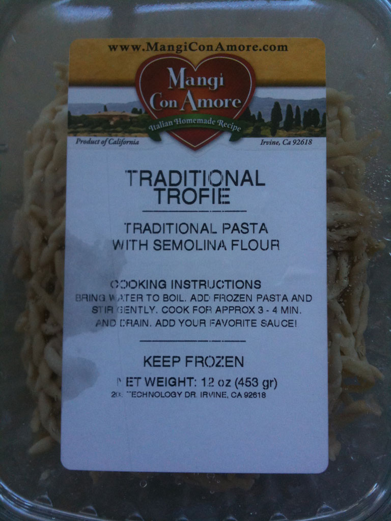 traditional trofie pasta wheat semolina farmers market italian Im off supermarkets (and all farmers market) (13 pics)