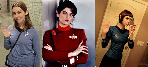 Vulcan  sc 1 st  1X57 & Fabulous movie costumes for Halloween (ladies edition) u2013 1X57
