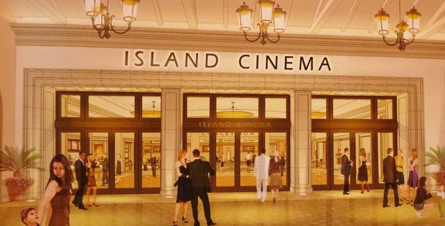 island cinema newport beach fashion island edwards seven design Grand Opening   Island Cinema at Fashion Island in Newport Beach