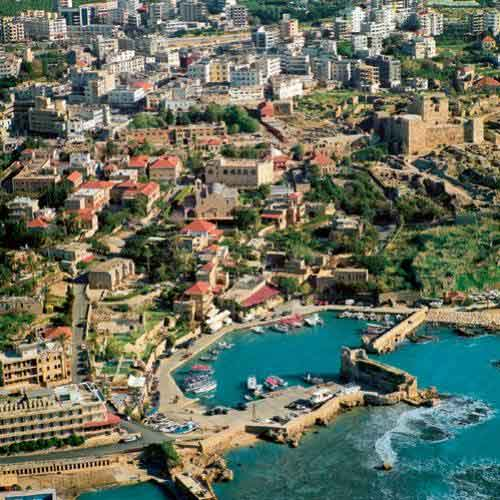 port byblos lebanon mediterranean city tourism culture heritage Byblos, Lebanon   oldest inhabited city in the world (7,000+ years)