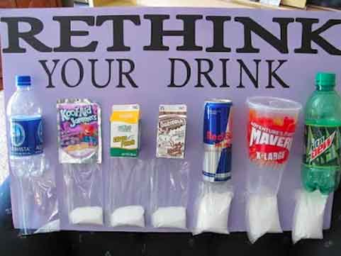 Sugar amounts