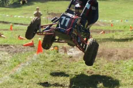 baja society of automotive engineers college oregon ucla racing College competition racing Baja off road vehicles