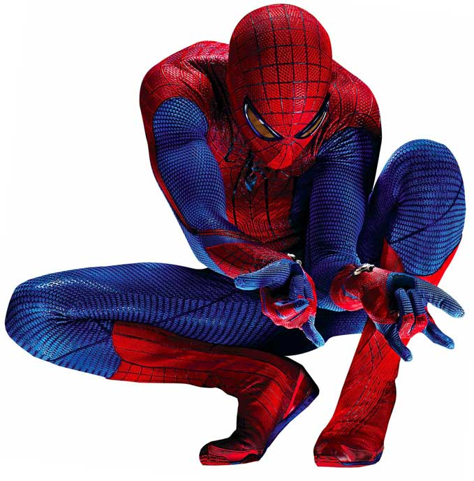 Gallery For gt Spider Man 2012 Costume
