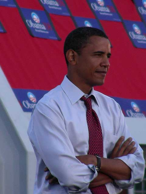 barack obama speech dc 2007 candidate Unemployment is not as important as we think, when it comes to predicting the next President