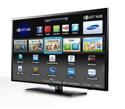 smart tv samsung apps internet connected streaming Sales of Blu ray players should peak this year   be done in a few years