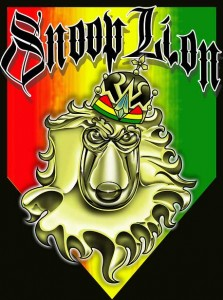 snoop lion logo 223x300 snoop lion logo