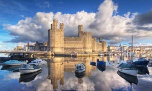 The stunningly preserved Caernarfon Castle is where Prince Charles was invested as the Prince of Wales – and where one day Prince William is likely to follow suit. Photograph Getty ImagesFlickr RF 300x180 The stunningly preserved Caernarfon Castle is where Prince Charles was invested as the Prince of Wales – and where, one day, Prince William is likely to follow suit. Photograph  Getty ImagesFlickr RF
