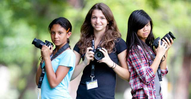 id tech summer camp photography photoshop computer The growing popularity of summer camps for building iPhone, Android apps