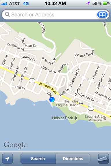 location fishermans cove laguna beach snorkeling gps Snorkeling at Fishermans Cove in Lagune Beach, CA   where, what, how, & when