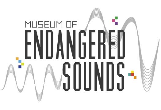 museum of endangered sounds logo The Museum of Endangered Sounds   Nintendo, VCR, payphone, cassette tape