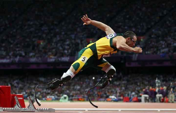 oscar pistorius cheetah ossus carbon fibre foot london 2012 olympic games Dont forget about the Paralympics   theyre on from Aug 31   Sep 9