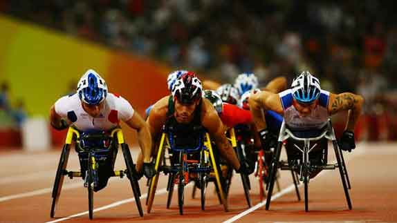 paralympics mens wheelchair athletics track field race Dont forget about the Paralympics   theyre on from Aug 31   Sep 9