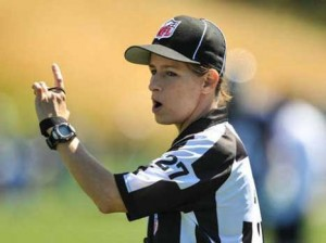 shannon eastin nfl referee first female replacement 300x224 shannon eastin nfl referee first female replacement