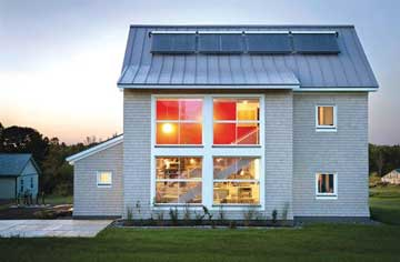 residence hall belfast maine passive haus house ultra energy efficient The first high performance   ultra energy efficient   residence hall