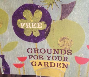 free coffee grounds for your garden starbucks 300x258 free coffee grounds for your garden starbucks