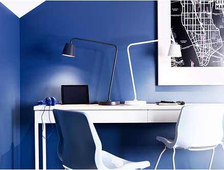 led desk lamp ikea tisdag blue IKEA makes the switch to LED bulbs   but Americans still dont know about them 