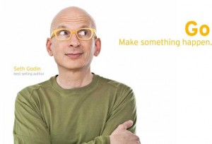 seth godin bald go make something happen author yellow glasses1 300x204 seth godin bald go make something happen author yellow glasses