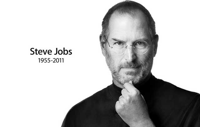 steve jobs beard chin 1955 2011 Apple remembers Steve Jobs on anniversary of his passing with video and CEO letter